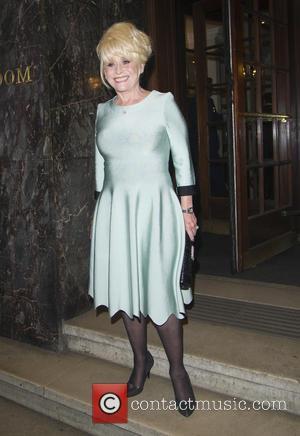 Barbara Windsor - 2015 Attitude Pride Awards at Grosvenor House - Arrivals at Grosvenor House - London, United Kingdom -...