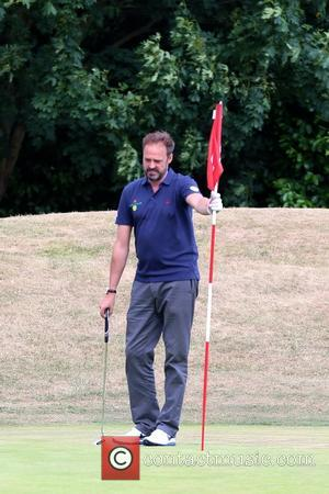 Jamie Theakston - 2015 Leuka Golf Mini Masters, supporting Leukaemia research, hosted by Dougray Scott at Dukes Meadows at Dukes...