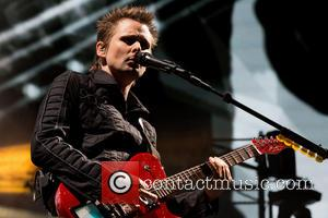 Muse and Matt Bellamy - Muse performing live at the Bravalla Festival at Bravalla Festival - Norrkoping, Sweden - Friday...