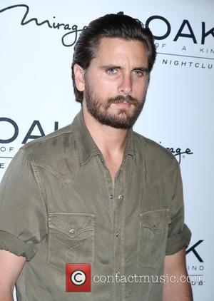 Scott Disick - Scott Disick hosts at 1 OAK Nightclub inside The Mirage Hotel & Casino Las Vegas at 1...