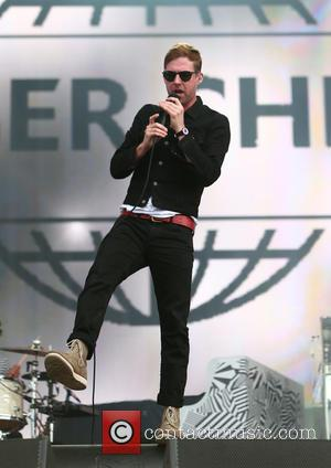 Kaiser Chiefs and Ricky Wilson - BST Hyde Park: Barclaycard British Summer Time Hyde Park - Performances at Barclaycard British...