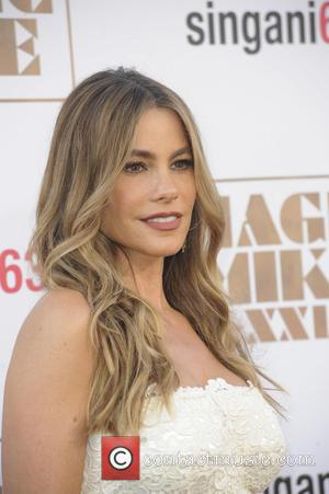 Sofia Vergara - Premiere of Warner Bros. Pictures' 'Magic Mike XXL' at the TCL Chinese Theatre IMAX in Hollywood -...
