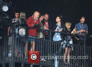 Michael Eavis - Glastonbury Festival 2015 - Day 3 - Celebrity Sightings at Glastonbury Festival - Somerset, United Kingdom -...