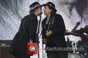 The Libertines, Pete Doherty and Carl Barât