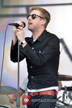 Ricky Wilson and Kaiser Chiefs - BST Hyde Park: Barclaycard British Summer Time Hyde Park - Performances at Hyde Park,...