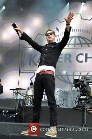 Ricky Wilson, Kaiser Chiefs, British Summer Time Festival