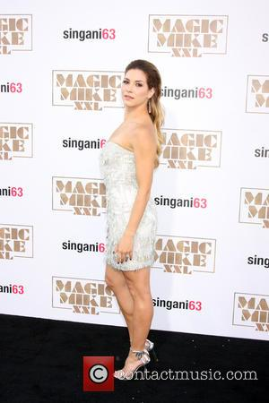 Allison Holker - Los Angeles World Premiere of Warner Bros. Pictures 'Magic Mike XXL' at TCL Chinese Theatre - Arrivals...