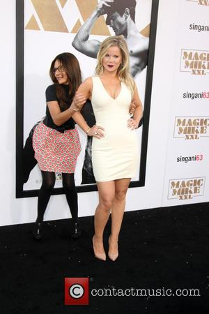 Vanessa Marcil and Crystal Hunt