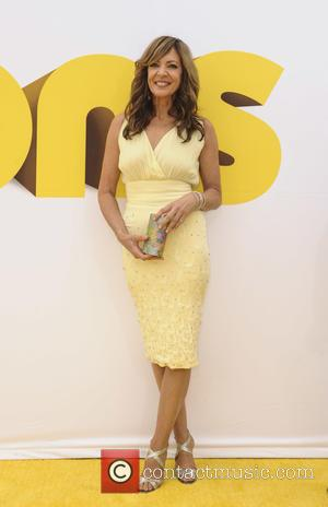 Allison Janney - 'Minions' Los Angeles premiere at the Shrine Auditorium - Arrivals - Los Angeles, California, United States -...