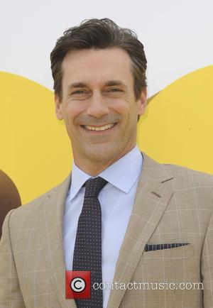 Jon Hamm - 'Minions' Los Angeles premiere at the Shrine Auditorium - Arrivals - Los Angeles, California, United States -...