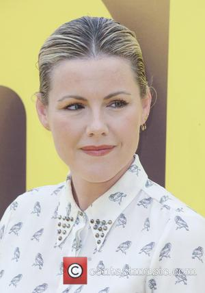 Kathleen Robertson - 'Minions' Los Angeles premiere at the Shrine Auditorium - Arrivals - Los Angeles, California, United States -...