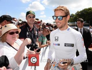 Jenson Button - Goodwood Festival of Speed - Day 3 - West Sussex, United Kingdom - Saturday 27th June 2015