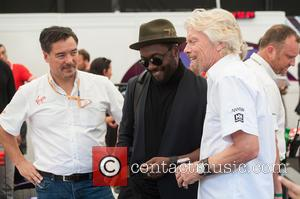 Will.i.am and Sir Richard Branson
