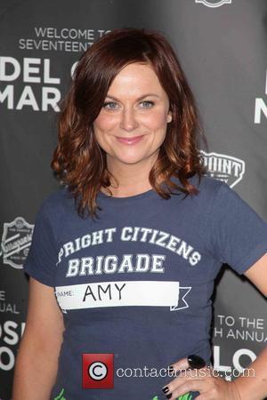 Amy Poehler - The 17th Annual Del Close Improv Comedy Marathon Press Conference at the Upright Citizens Brigade (UCB) Theatre...