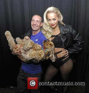Rita Ora and Jeremy Joseph