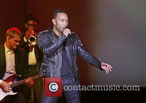 John Legend - John Legend performs live in Manchester at Manchester Arena - Manchester, United Kingdom - Saturday 27th June...