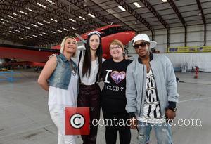 Bradley Mcintosh, Jo O'meara and Tina Barrett