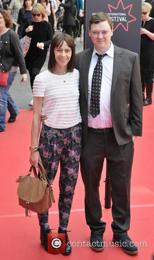 Kate Dickie and Kenny Christie