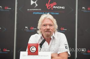 Sir Richard Branson - Formula E British Grand Prix held at Battersea Park. - London, United Kingdom - Saturday 27th...