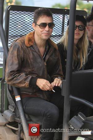 Jamie Hince - Glastonbury Festival 2015 - Day 4 - Celebrity Sightings at Glastonbury Festival - Glastonbury, United Kingdom -...