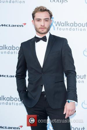 Ed Westwick - Walkabout Foundation's Inaugural Gala held at the Natural History Museum - Arrivals - London, United Kingdom -...