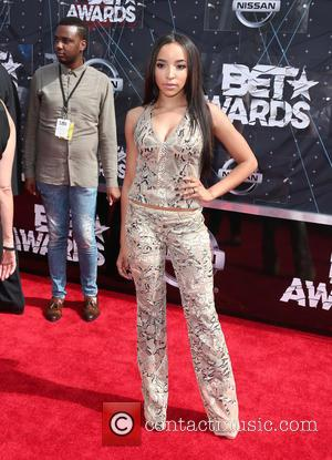 Tinashe - 2015 BET Awards at the Microsoft Theater - Los Angeles, California, United States - Sunday 28th June 2015