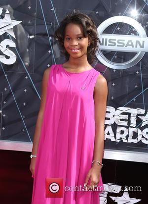 Quvenzhane Wallis - 2015 BET Awards at the Microsoft Theater - Los Angeles, California, United States - Sunday 28th June...