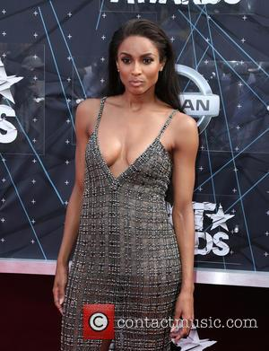 Ciara - 2015 BET Awards at the Microsoft Theater - Los Angeles, California, United States - Sunday 28th June 2015