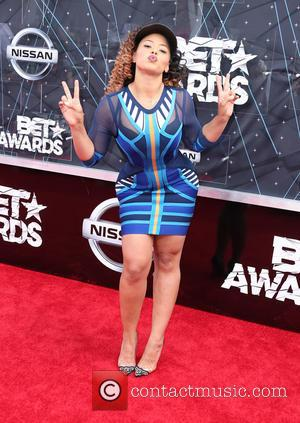 Elle Varner - 2015 BET Awards at the Microsoft Theater - Los Angeles, California, United States - Sunday 28th June...
