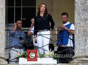 Suzi Perry - Goodwood Festival of Speed 2015 - Day 4 - Chichester, United Kingdom - Sunday 28th June 2015