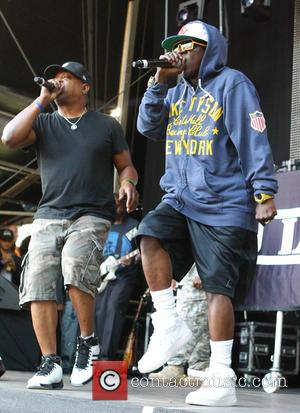 Chuck D and Flavor Flav
