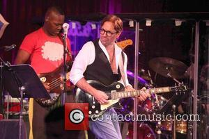 Al Di Meola - Al Di Meola performs live on stage during a sold out show at B.B. King Blues...