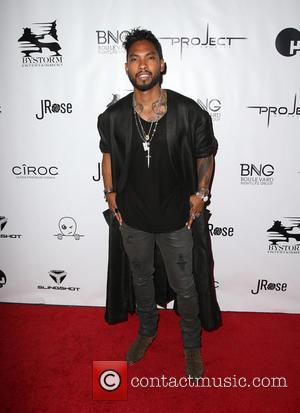 Miguel - 5th Annual Mark Pitts Official BET Awards After Party Hosted By Ciroc at Project - Hollywood, California, United...