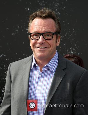Tom Arnold - Los Angeles premiere of 'Terminator Genisys' held at Dolby Theatre - Arrivals at Dolby Theatre - Hollywood,...