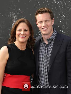 David Ellison and Dana Goldberg