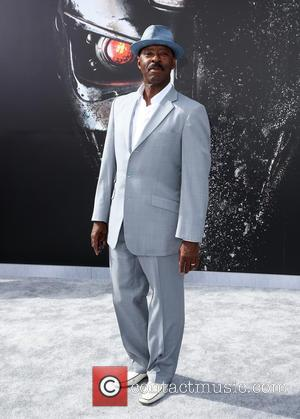 Courtney B. Vance - Los Angeles premiere of 'Terminator Genisys' held at Dolby Theatre - Arrivals at Dolby Theatre -...