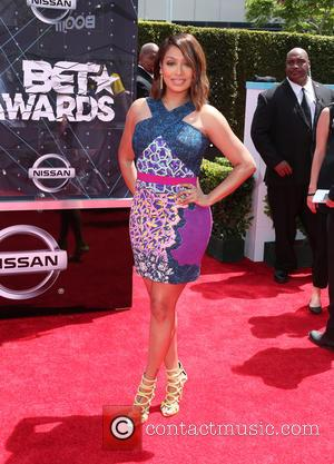 La La Anthony - 2015 BET Awards at the Microsoft Theater - Los Angeles, California, United States - Sunday 28th...