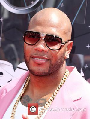 Flo Rida - 2015 BET Awards at the Microsoft Theater - Los Angeles, California, United States - Sunday 28th June...