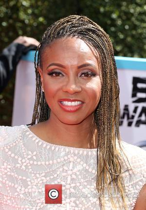 MC Lyte - 2015 BET Awards at the Microsoft Theater - Los Angeles, California, United States - Sunday 28th June...