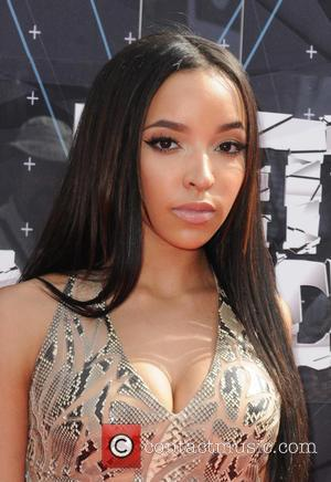 Tinashe - 2015 BET Awards held at the Microsoft Theater - Arrivals at Microsoft Theater - Los Angeles, California, United...