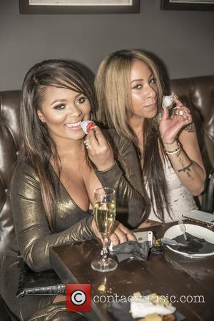 Hazel-e and Teairra Mari