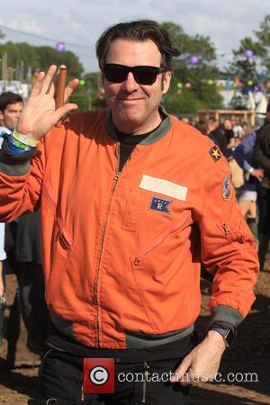 Jonathan Ross - Glastonbury Festival 2015 - Day 5 at Glastonbury Festival - Somerset - Sunday 28th June 2015