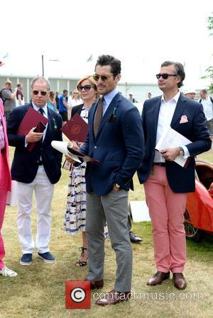 David Gandy and Darcey Bussell - Goodwood Festival of Speed 2015 - Day 4 - Chichester, United Kingdom - Sunday...