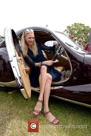 Jodie Kidd - Goodwood Festival of Speed 2015 - Day 4 - Chichester, United Kingdom - Sunday 28th June 2015