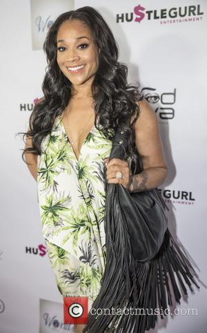 Mimi Faust - Gurl Entertainment's 'Girlfriends & Champagne Pamper Party' for BET Weekend - Arrivals at the orlando hotel -...