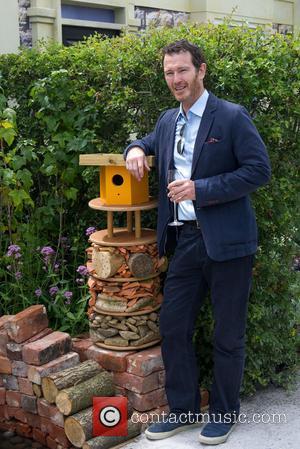 Nick Moran at Hampton Court Palace