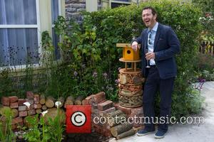 Nick Moran - Celebrities attend a photocall during the RHS Hampton Court Flower Show 2015, press day. at Hampton Court...