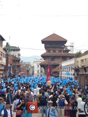 Credit: Nishchal Chapagain/WENN.com - Kathmandu, Nepal - Monday 29th June 2015
