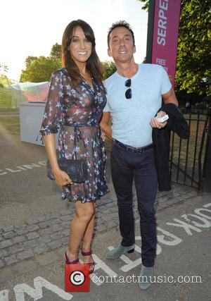 Bruno Tonioli and Jackie St Clair - Bruno Tonioli and Jackie St Clair at Kensington Gardens in Hyde Park -...