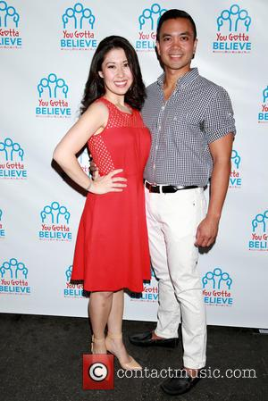 Ruthie Ann Miles and Jose Llana